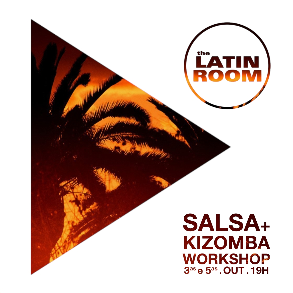 Salsa & Kizomba Workshop - Funchal, Madeira