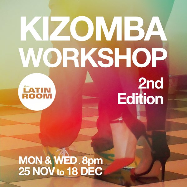 KIZOMBA WORKSHOP 2nd Edition - Funchal, Madeira - by THE LATIN ROOM