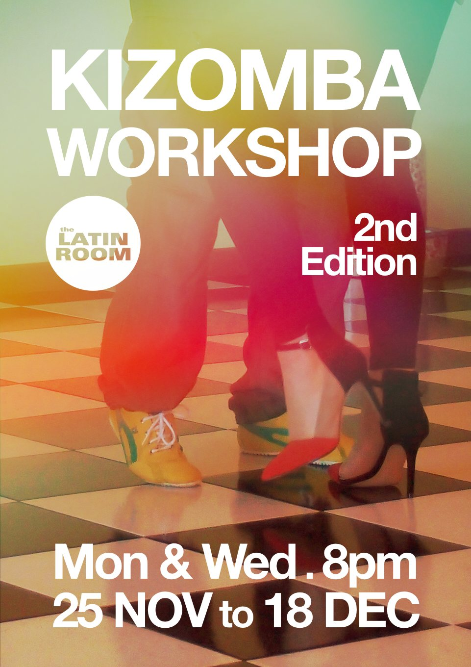 KIZOMBA WORKSHOP 2 - Funchal, Madeira - EN