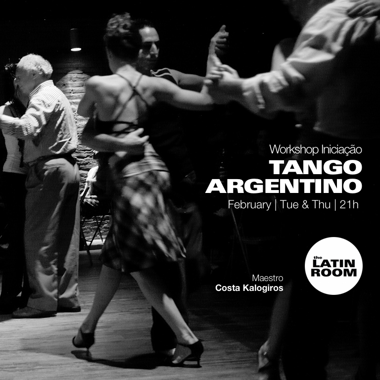 Argentine Tango by Costa Kalogiros in Funchal, Madeira - The Latin Room