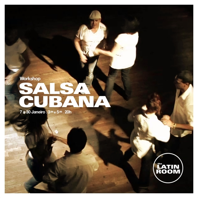 Workshop SALSA CUBANA no Funchal by The Latin Room