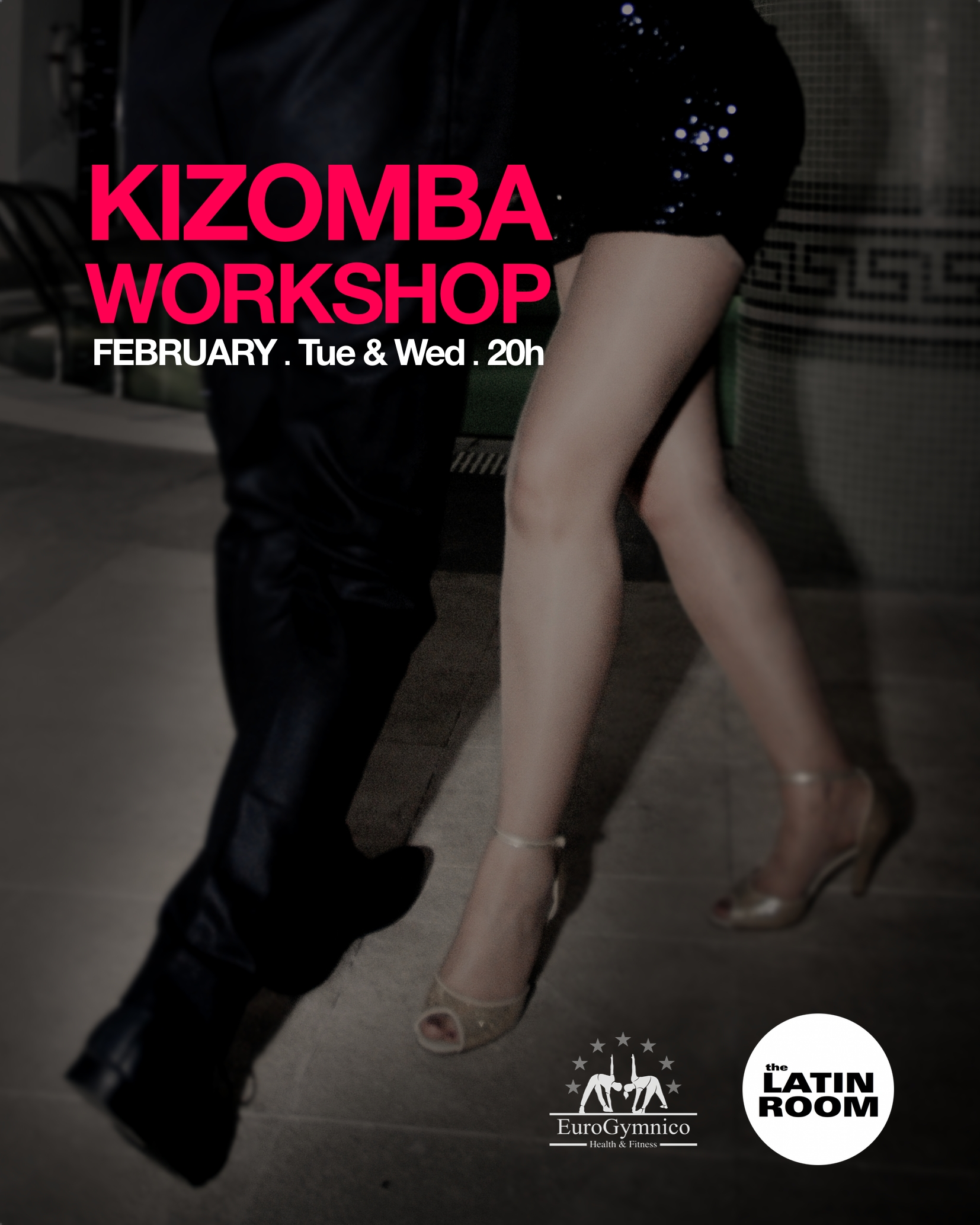 KIZOMBA Workshop in Madeira by The Latin Room