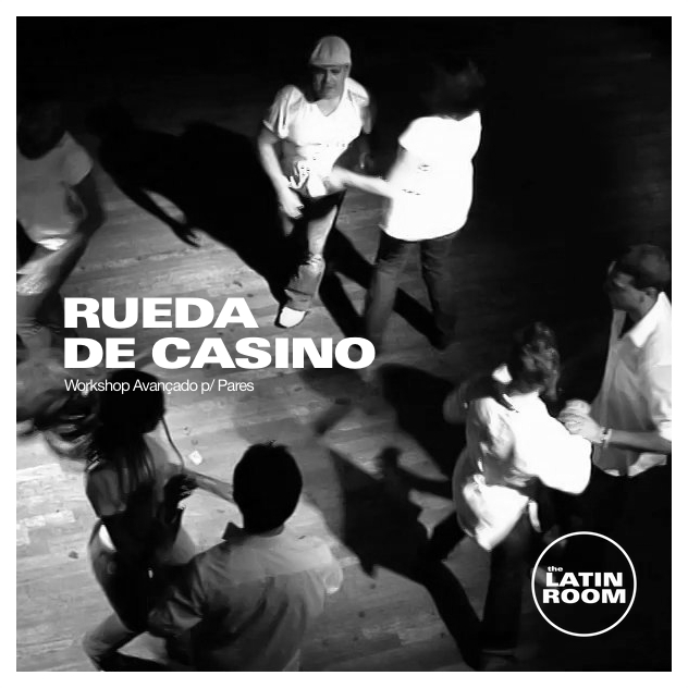 Workshop SALSA RUEDA de CASINO, Funchal - by The Latin Room
