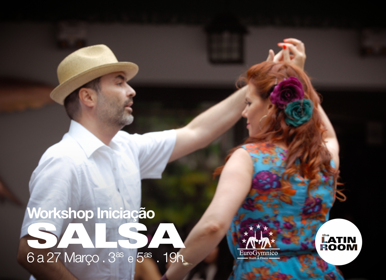 Salsa Workshop - Funchal, Madeira - The Latin Room