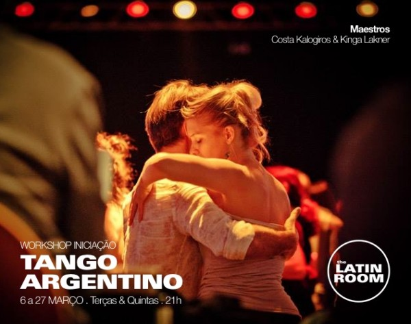 TANGO ARGENTINO - FUNCHAL, MADEIRA - The Latin Room