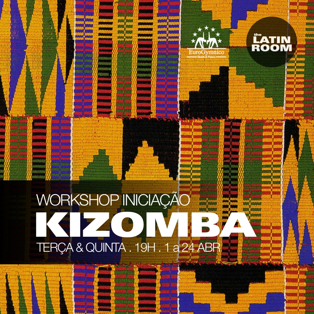 WORKSHOP KIZOMBA no Funchal, Madeira - LATIN ROOM