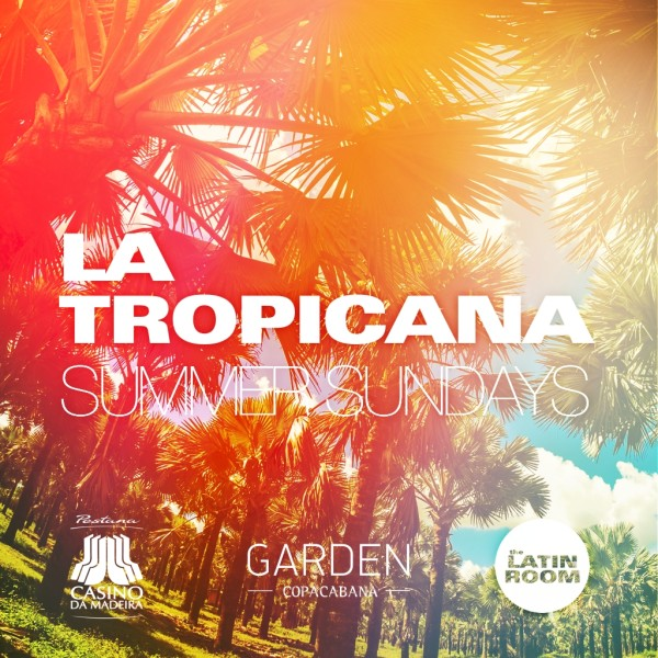 TROPICANA - Salsa Kizomba Party at Casino da Madeira, Funchal by The Latin Room