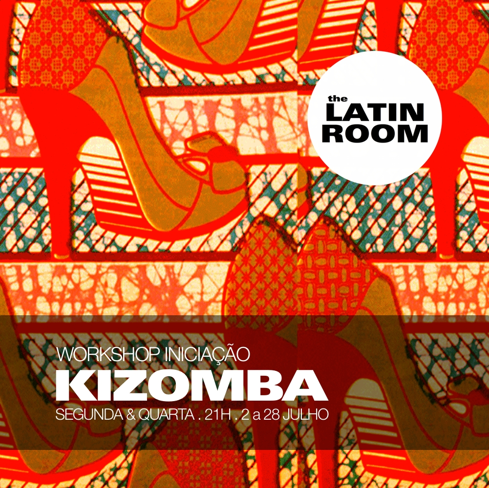 WORKSHOP KIZOMBA no Funchal Madeira by Latin Room