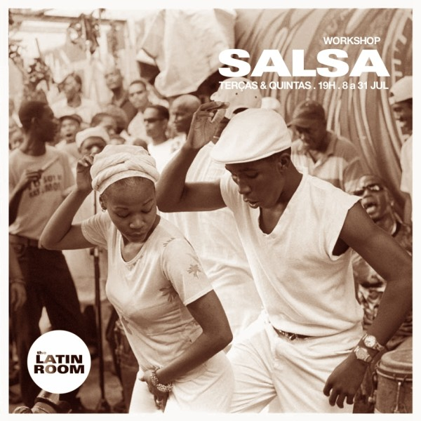 Aulas de Salsa no Funchal na Madeira by The Latin Room