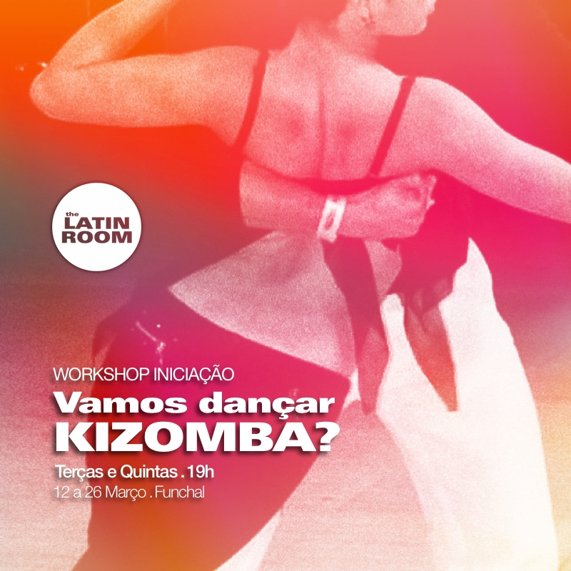WORKSHOP KIZOMBA MADEIRA FUNCHAL