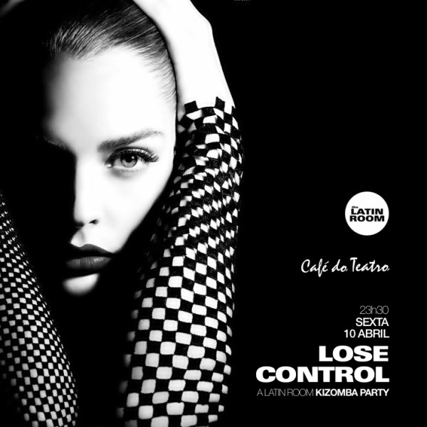 KIZOMBA PARTY LOSE CONTROL FUNCHAL MADEIRA by The Latin Room